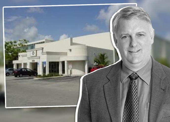 Trammell Crow Residential CEO Ken Valach and 339 North State Road 7 Plantation