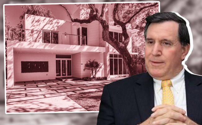 Joe Carollo and a Coconut Grove House