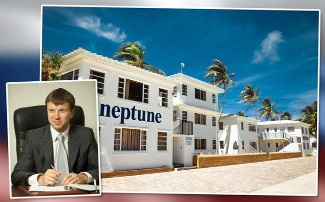 Neptune Hollywood Beach Florida Hotels