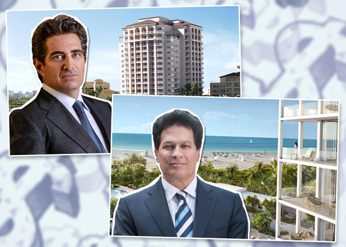 JW Marriott Miami Turnberry Resort & Spa with Jeffrey Soffer, and a rendering of the Shore Club with Ziel Feldman