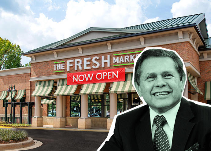 Carlos Mattos and The Fresh Market