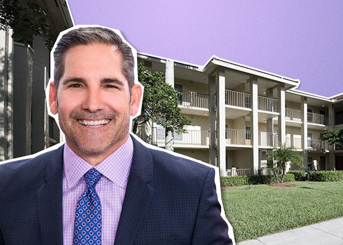 Grant Cardone and Heron Pointe Apartments 10010 Boynton Place Circle