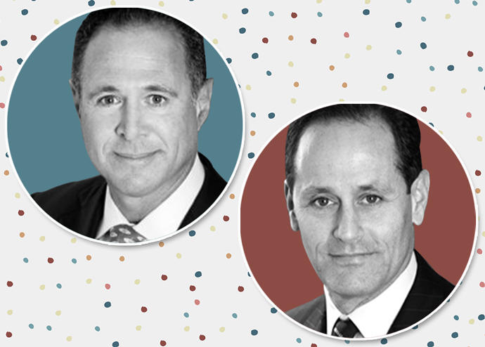 Alan Esquenazi and Warren Weiser of CREC