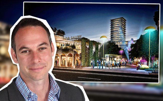 Magic City rendering and Tony Cho