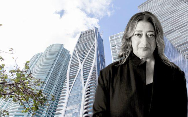 One Thousand Museum with Zaha Hadid