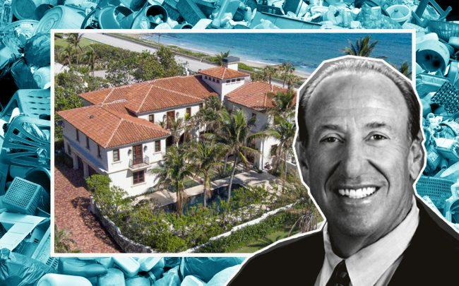 Anthony Lomangino and 1620 South Ocean Boulevard (Credit: iStock)