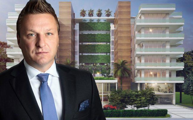 Verzasca Group president & co-founder Darius Kasparaitis and Le Jardin Residences