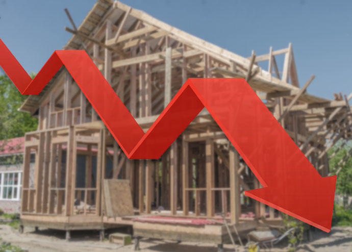 Construction of a new home (Credit: iStock)