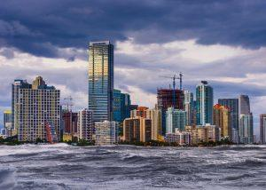 South Florida skyline (Credit: iStock)