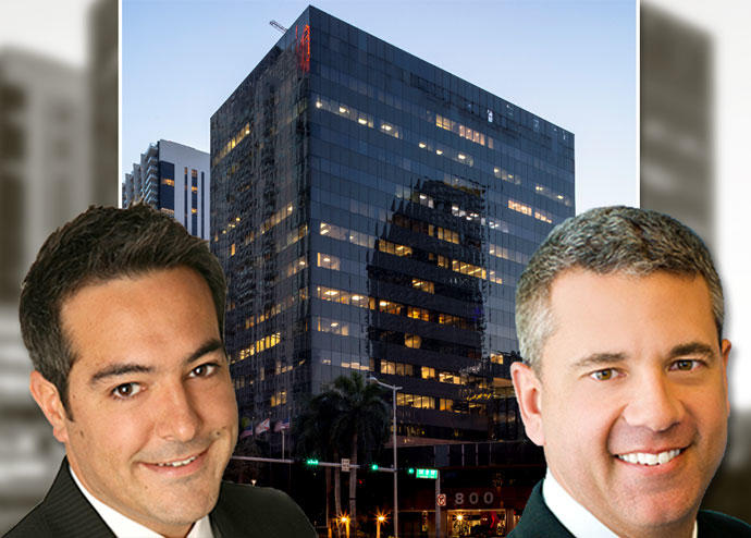 800 Brickell, Jose Lobon and Chris Lee