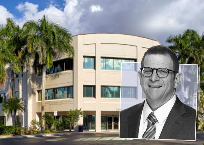 Jordan E. Slone, Harbor Group CEO, and 1340 Concord Terrace