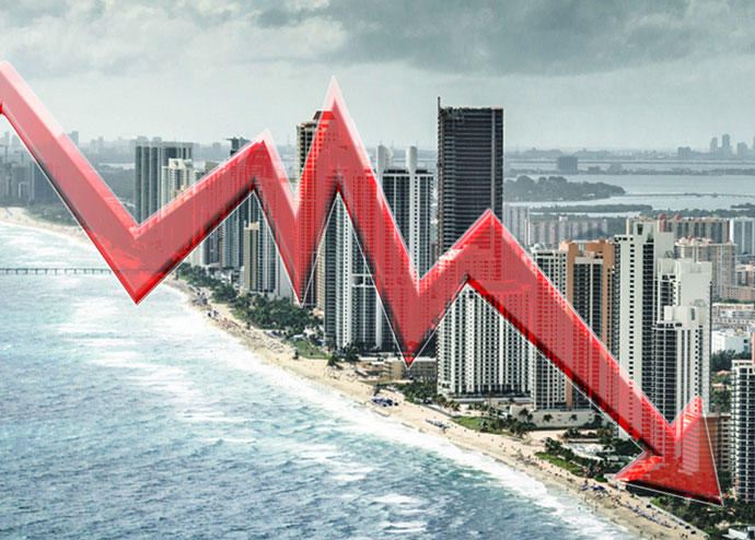 June residential sales plummet (Credit: iStock)