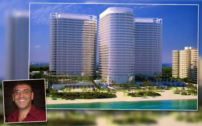 Morris Gad and St. Regis Bal Harbour