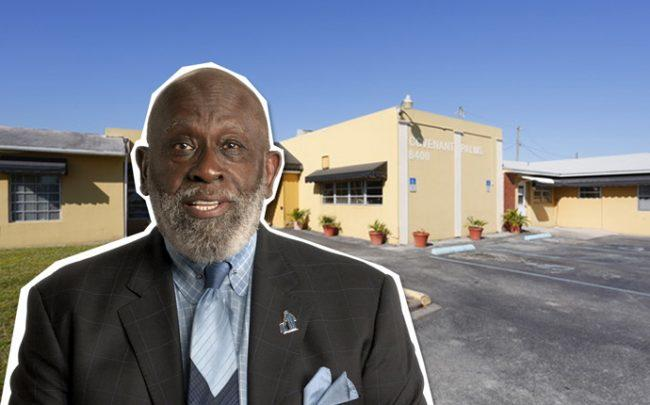 T. Willard Fair, President and Chief Executive Officer of the Urban League of Greater Miami and 8400 NW 25th Avenue