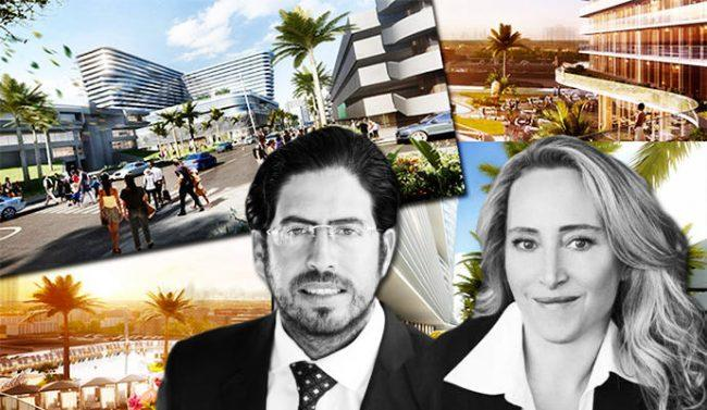 Convention Center Hotel renderings with David Martin and Jackie Soffer