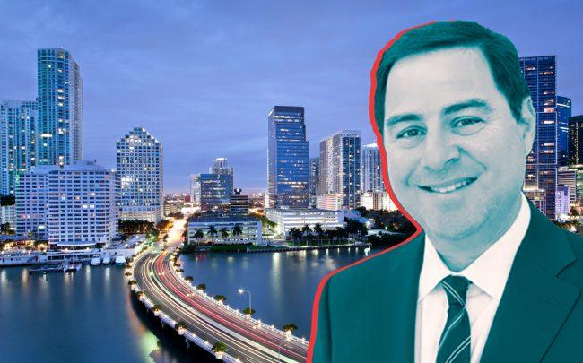 Howard Cohe of Atlantic   Pacific and downtown Miami (Credit: iStock)