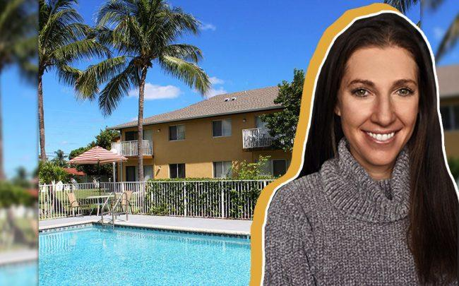 Praxis of Deerfield Beach Apartments and MRK Partners CEO Sydne Garchik