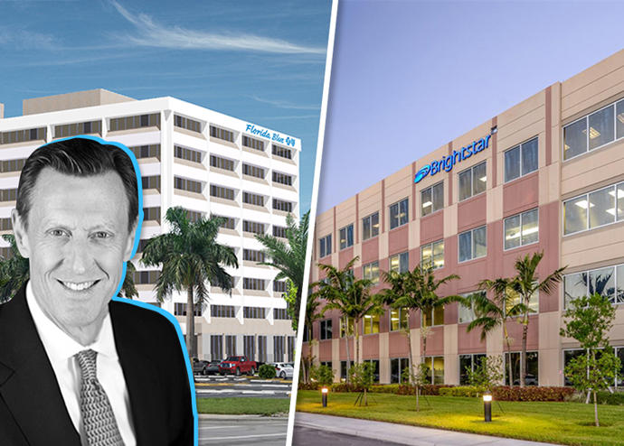 Offices at Flagler Station and Offices at Doral Square and Bridge Investment Group executive chairman Robert Morse