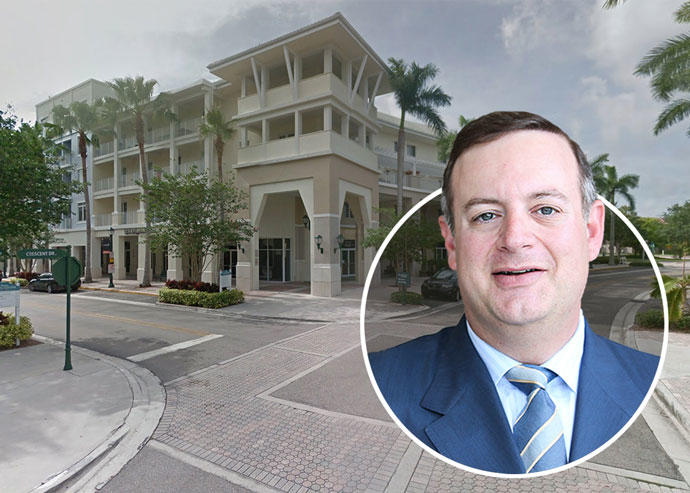 Downtown Abacoa and Michael Nortman of FLF Holdings (Credit: Google Maps)