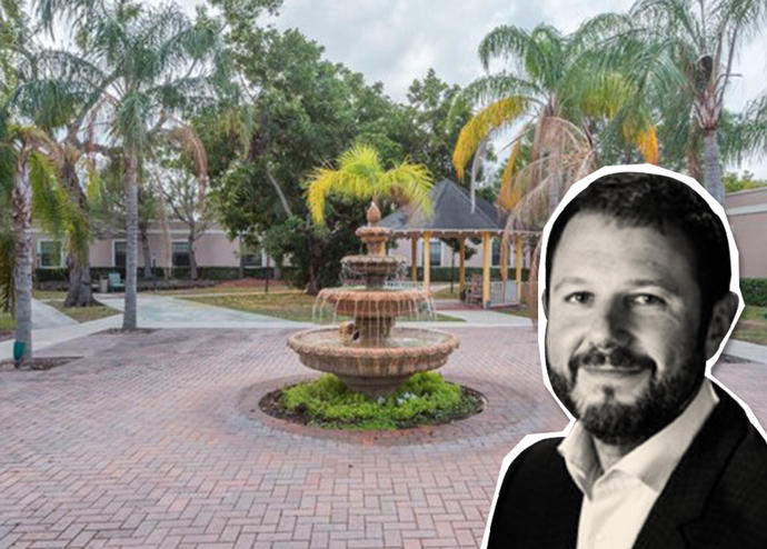 Gold Standard of Care's CEO Michael Verbitsky and 6026 Old Congress Road