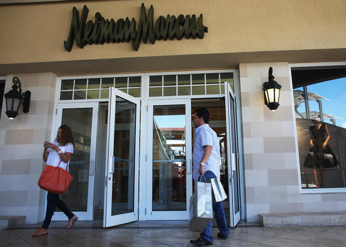 A Neiman Marcus in Florida (Credit: Getty Images)