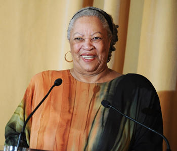 Toni Morrison (Credit: Getty Images)