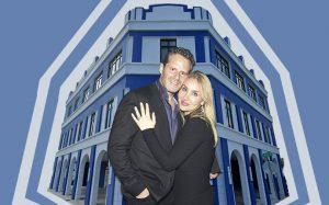 David and Leila Centner and the Centner Academy (Credit: Getty Images, Google Maps)
