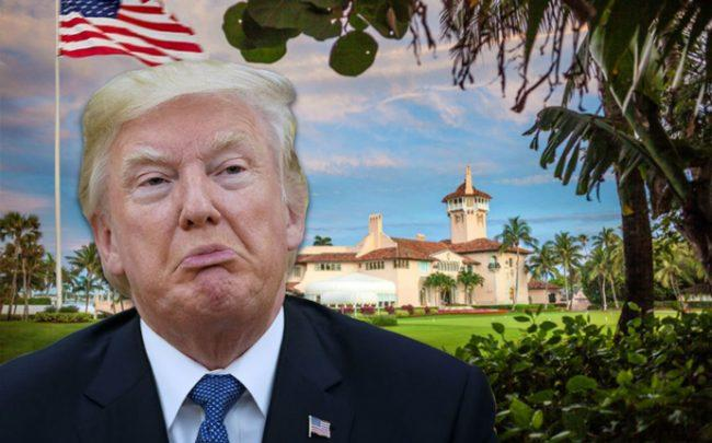 President Donald Trump (Credit: Getty Images, Mar-A-Lago Club)