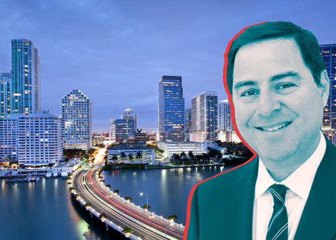 Howard Cohe of Atlantic | Pacific and downtown Miami (Credit: iStock)