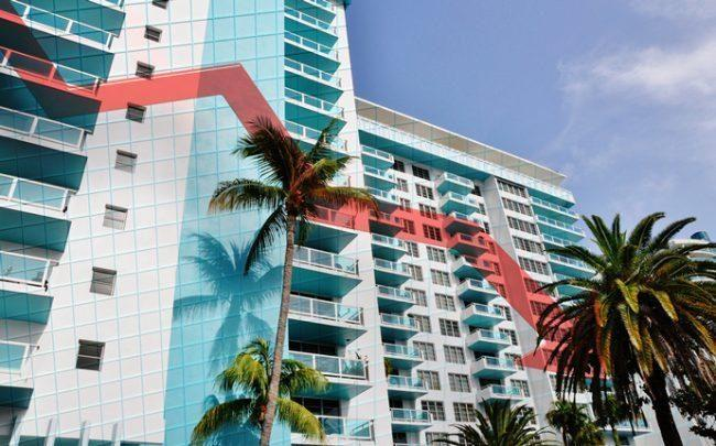 Hotel occupancy is falling in South Florida (Credit: iStock)