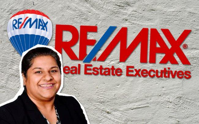 Aroosa Rauf, owner of RE/MAX Presidential