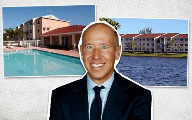 Starwood Capital CEO Barry Sternlicht and the Summerlake Apartments