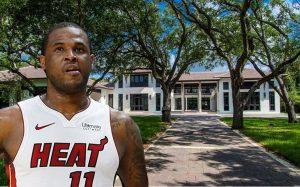 Dion Waiters and 5745 Southwest 94th Street (Credit: Getty Images, Realtor)