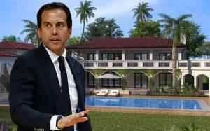 Erik Spoelstra and 3720 Poinciana Avenue (Credit: Getty Images, Realtor)