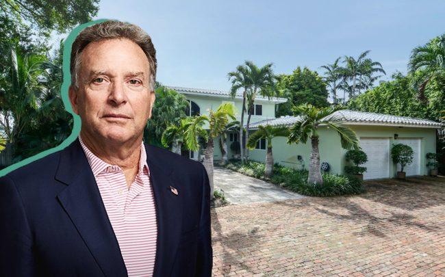 Steve Witkoff and the property at 2805 Lake Avenue