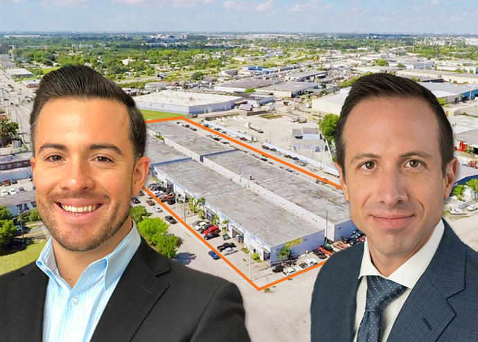 14900 Northwest 22nd Court with Jonathan De La Rosa and Ben Silver