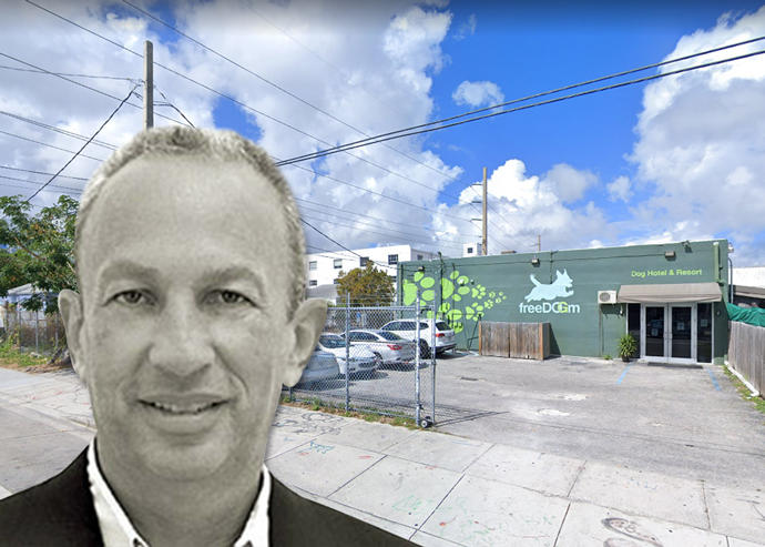 The Wynwood property and David Edelstein