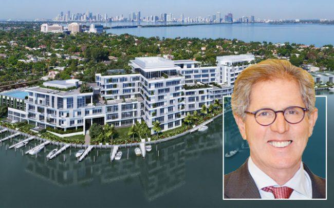 Jay L. Schottenstein and the Ritz-Carlton Residences, Miami Beach