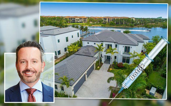 Allergan CEO sells Palm Beach Gardens house