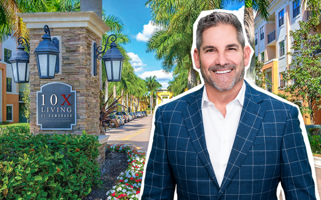 Grant Cardone and 10X Living at Sawgrass