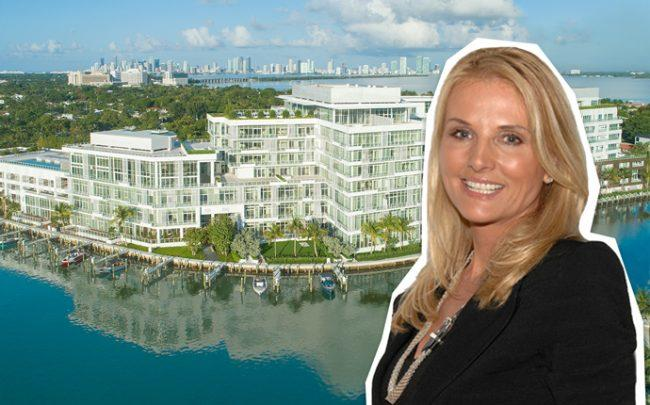 Ritz Carlton Residences Miami Beach and Petra Levin