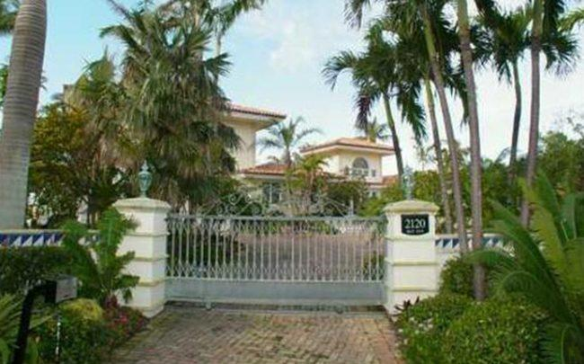 Greg Mirmelli's vacation rental property at 2120 Bay Avenue in Miami Beach