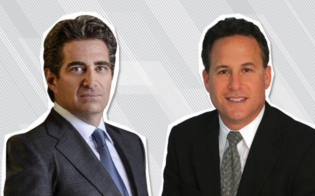 Jeffrey Soffer and Jim Cohen