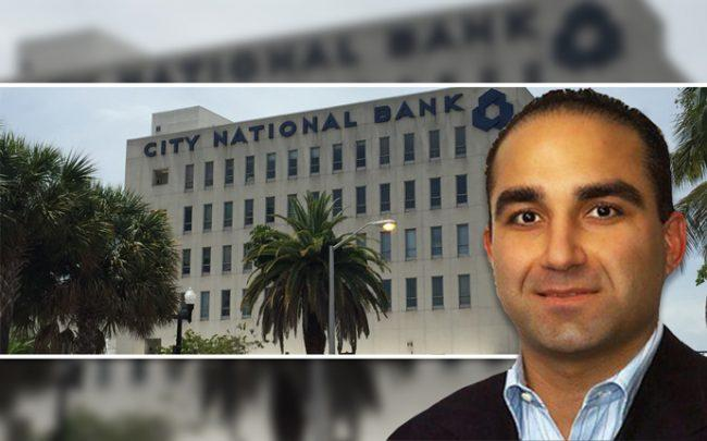 Aria Mehrabi and City National Bank