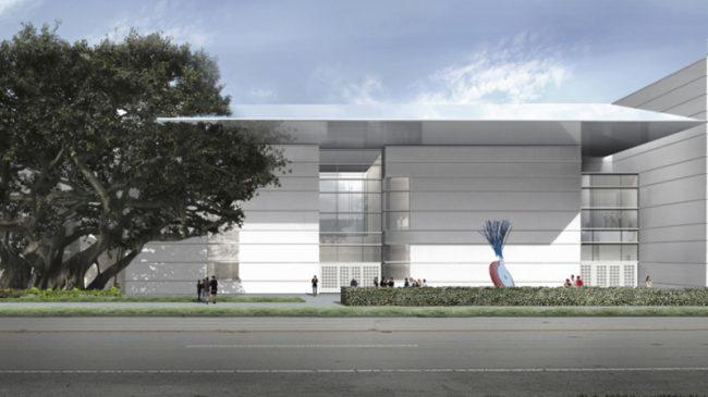 Rendering of the Griffin wing