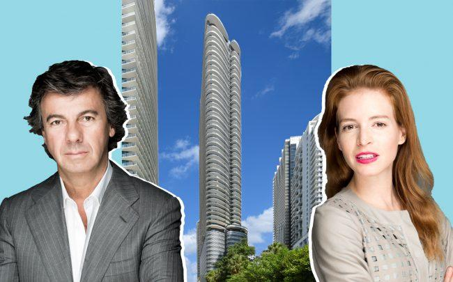 Ugo Colombo, Brickell Flatiron and Vanessa Grout (Credit: Golden Dusk Photography)