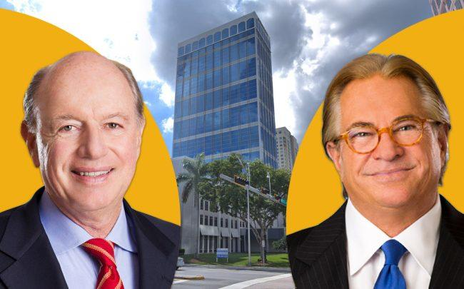 One Financial Plaza with Clay Hamlin III and Jay Shidler of Alliance HSP (Credit: Google Maps)