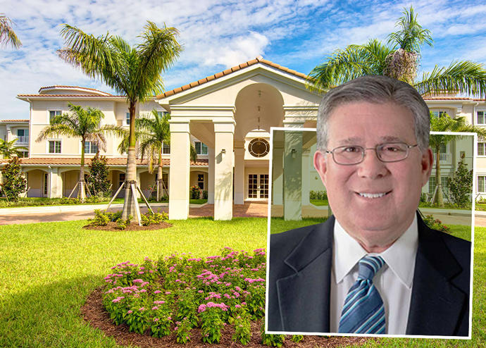 The Meridian at Boca Raton at 21865 Ponderosa Drive, and Kenneth Assiran