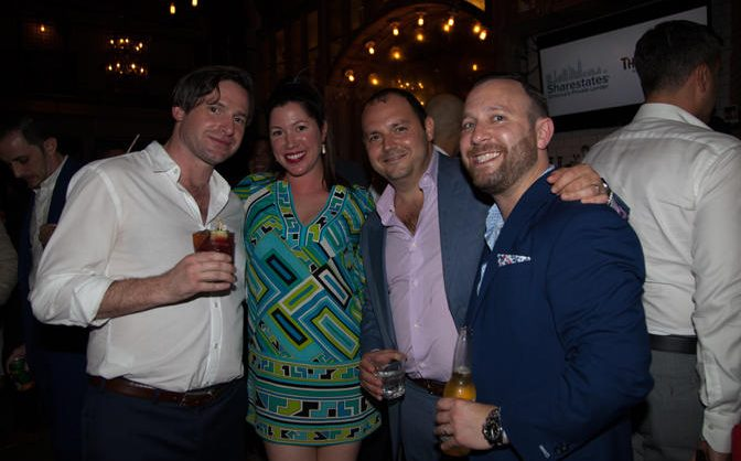 Lee Patterson, Carolyn Querbes, Ross Fox and Adam Myers