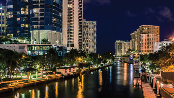 The Riverwalk on the Tarpon River